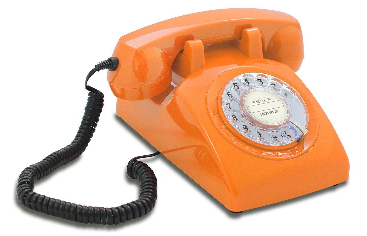 «Call me!» avec ton téléphone rétro!
