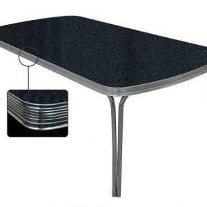 Table rectangulaire arrondi grande
